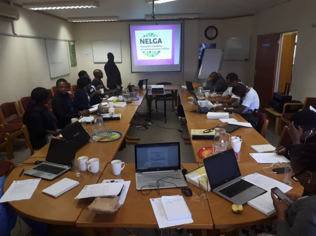 NELGA Course on the Political Economy of Land Governance in Africa 2019 (Financing offered)