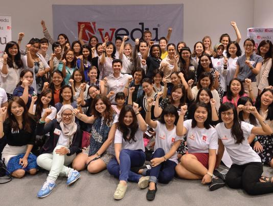 Wedu Global Increasing Stars Program 2019 for Young Asian Ladies