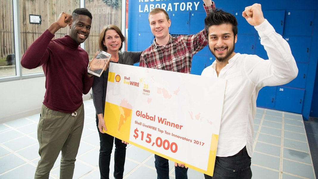 Shell LiveWIRE Top 10 Innovators Competitors 2019 (As Much As United States $40,000 in rewards)