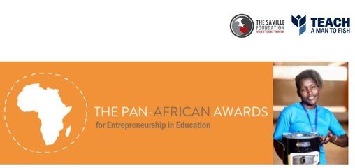 The Saville Structure Pan-African Awards for Entrepreneurship in Education 2019 ($ USD 25,000 USD Reward)