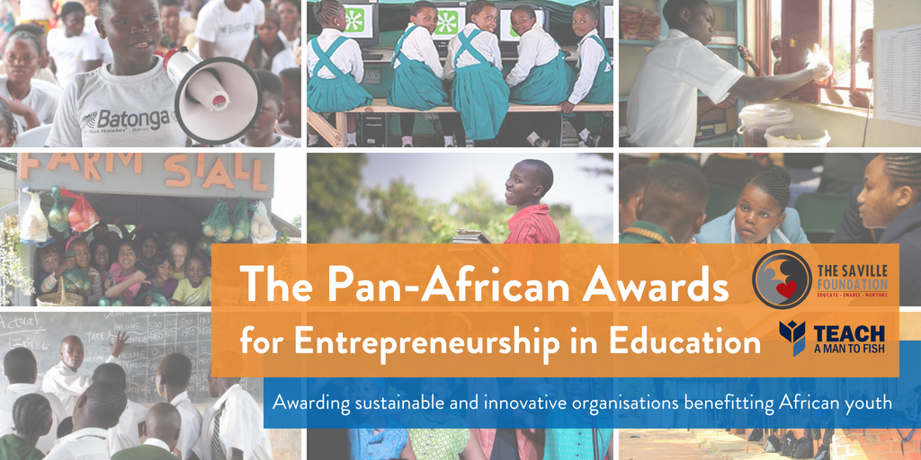 Saville Structure Pan-African Awards for Entrepreneurship in Education 2019 (As Much As $15,000)
