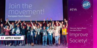 European Youth Award 2019 for Young Innovators