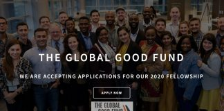 Worldwide Excellent Fund Fellowship 2020 for Young Social Innovators