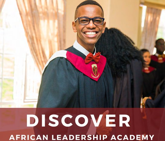 African Management Academy (ALA) 2020 for Young Leaders throughout Africa (Two-Year Pre-University Program)- monetary help readily available.