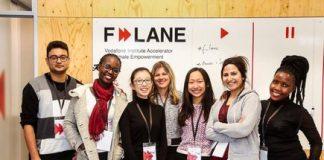 FLANE Vodafone Institute Accelerator for Female Empowerment (12,000 Euro stipend)