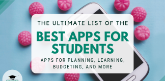 The Ultimate List of the very best Apps for Trainees