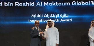 Mohammed bin Rashid Al Maktoum Global Water Award 2019 (Approximately $1 million USD)