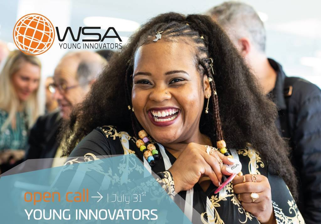 World Top Awards (WSA) Young Innovators 2019 Open Call (Win invite to the WSA Global Congress in Cascais, Portugal)