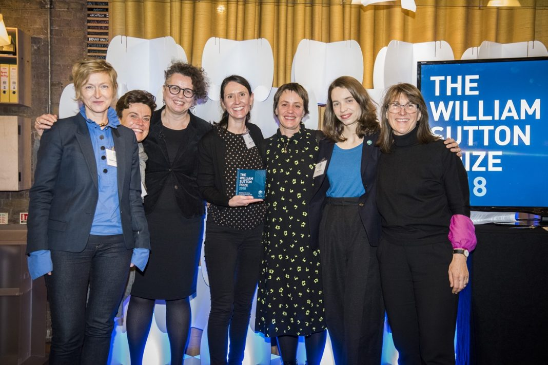 William Sutton Reward for Social Development 2019 (As Much As ₤20,000)
