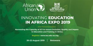 Require Involvement: Innovating Education in Africa Exposition 2019– Gaborone-Botswana