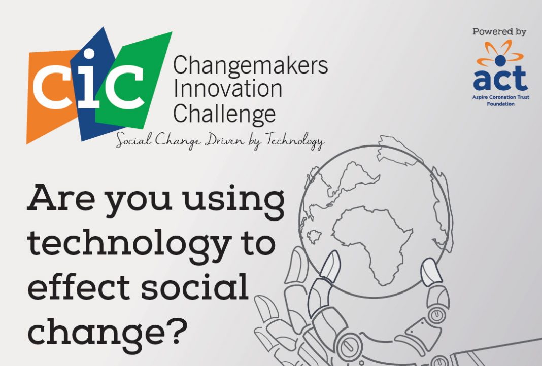 ACT Structure Changemakers Development Obstacle 2019 for nonprofits and social business in Africa