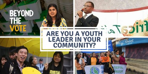 National Endowment for Democracy (NED) Hurford Youth Fellows Program 2019/2020 for Youth Leaders (Completely Moneyed to Washington D.C. U.S.A.)