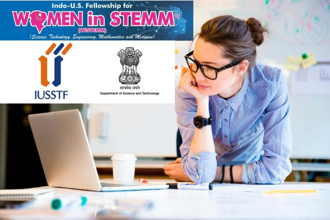 Indo-U.S. Internship and Fellowship 2019 for Ladies in STEMM (Financing readily available)