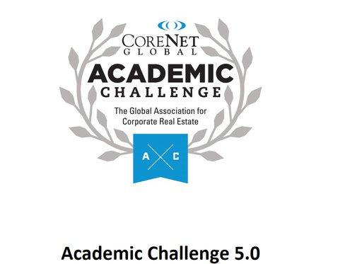 2019 CoreNet Worldwide Academic Obstacle (Totally Moneyed to CoreNet Global North American Top)