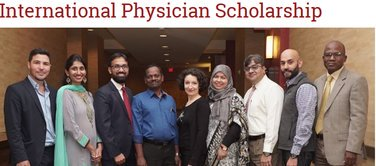 American Academy of Hospice and Palliative Medication (AAHPM) International Doctor Scholarship 2019
