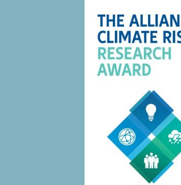 Allianz Environment Danger Research Study Award 2019 for PhD Prospects (financial award & & moneyed journey to Munich, Germany)