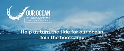 Our Ocean Youth Management Top 2019 in Oslo, Norway (Scholarship Available)