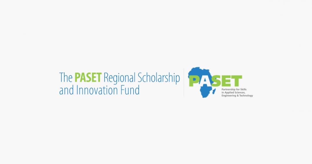 PASET-RSIF PhD Scholarship Program 2019