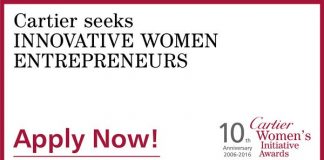 Cartier Women's Effort Awards 2020 for Ingenious Females Business Owners Worldwide (US$ 100 000 reward & & Scholarship to participate in INSEAD Social Entrepreneurship Executive Education Program)