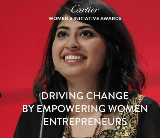 Cartier Women's Effort Awards for Female Business Owners 2020 ($100,000 reward plus more)
