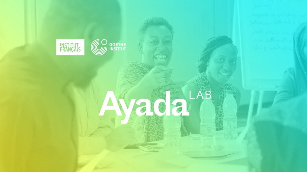 Ayada Laboratory Franco-German Incubation Program for West Africa 2019