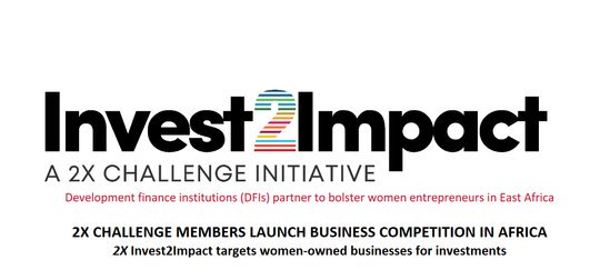 Invest2impact Company Strategy Competitors 2019 for women-based Services