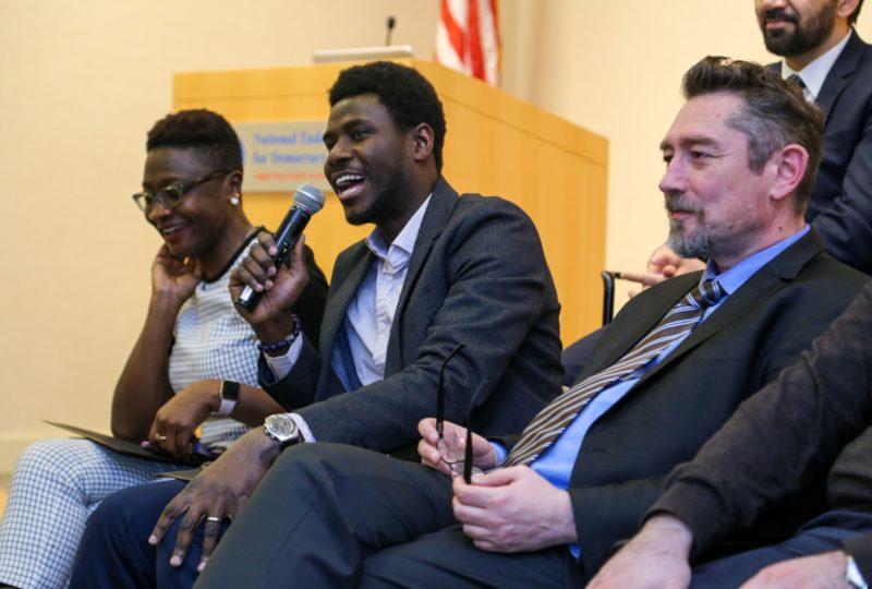 NED Reagan-Fascell Democracy Fellows Program 2020-2021(Fully-funded)