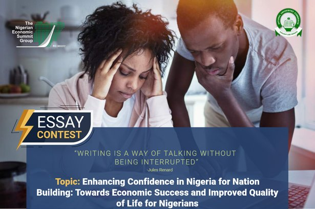 Nigerian Financial Top (NES) 25 th Anniversary Essay Competitors 2019