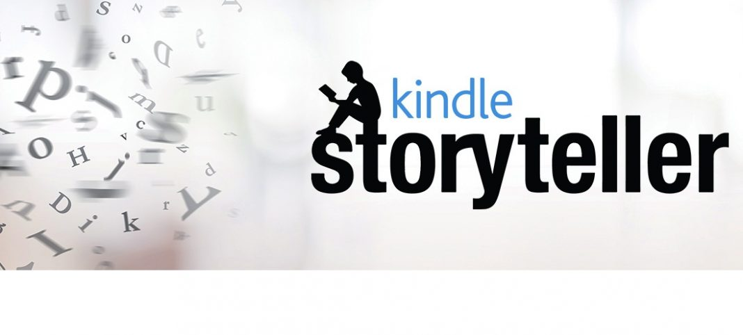 Amazon Kindle Writer Award 2019 (Prize money of ₤20,000)