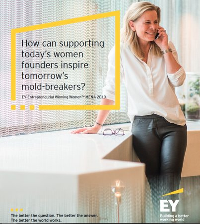 The EY Entrepreneurial Winning Women ™ MENA program 2019 for high-potential Female Business owners