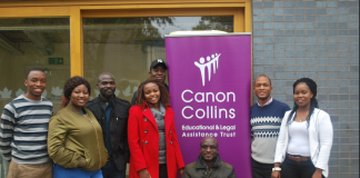 Canon Collins Scholarships 2019/2020 for Postgraduate Research Study in South Africa (Moneyed)