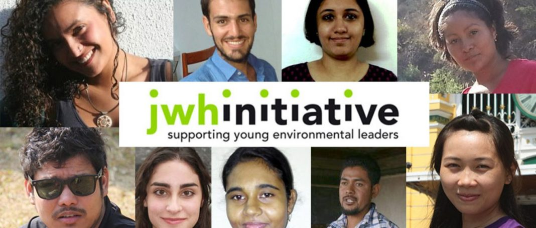 JWH Effort Grants 2019 for Young Environmental Leaders (Approximately 50,000 Euro)
