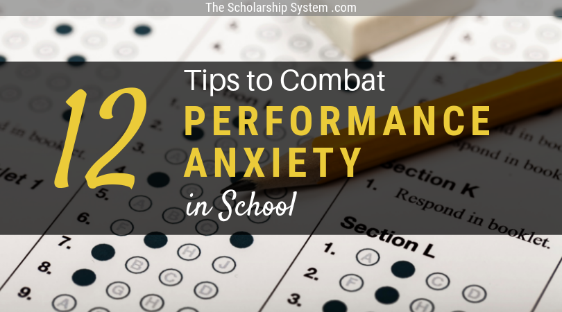 12 Tips to Fight Efficiency Stress And Anxiety in School