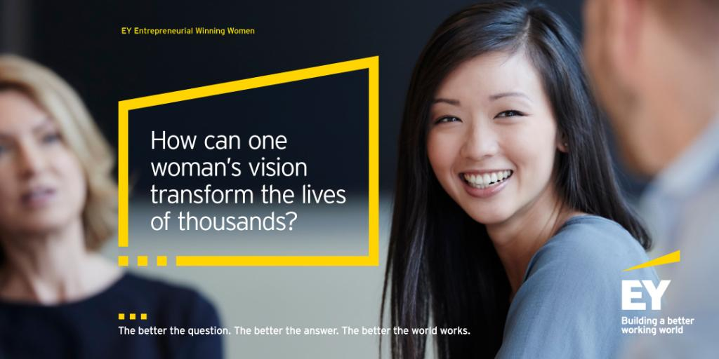 EY Entrepreneurial Winning Ladies MENA Program 2019