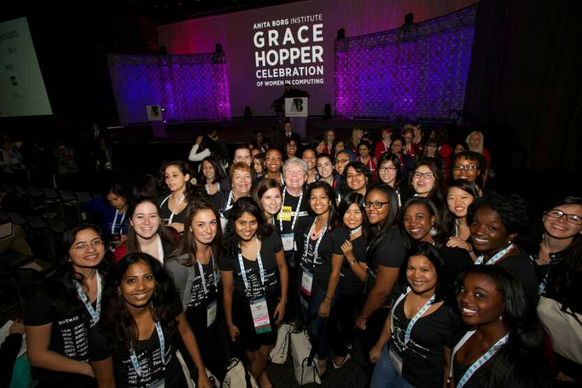 2019 Grace Hopper Event of Women in Computing Conference Google Travel Scholarship