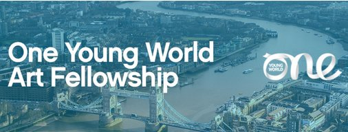One Young World Art Fellowship 2019 (Totally Moneyed to OYW Top 2019 in London & & a month-long art residency in France)(********************************   )<a href=