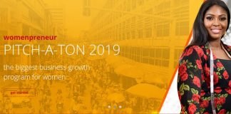 Gain Access To Bank Womenpreneur Pitch-A-ton 2019 (Win 5million & & a tiny MBA from International Financing Corporation)