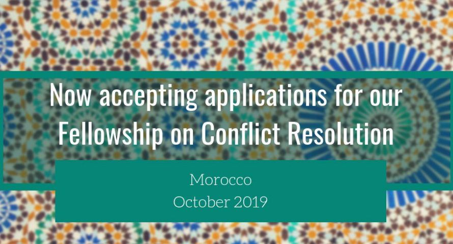 Open Hands Effort Salaam Fellowship for Dispute Resolution 2019 (Fully-funded)
