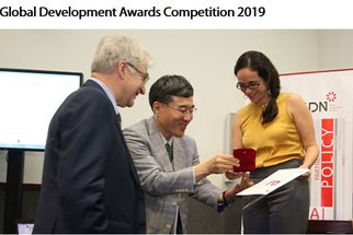 Global Advancement Awards Competitors: The Japanese Award for Impressive Research Study on Advancement 2019 (US$30,000 Reward & & Moneyed to Germany)