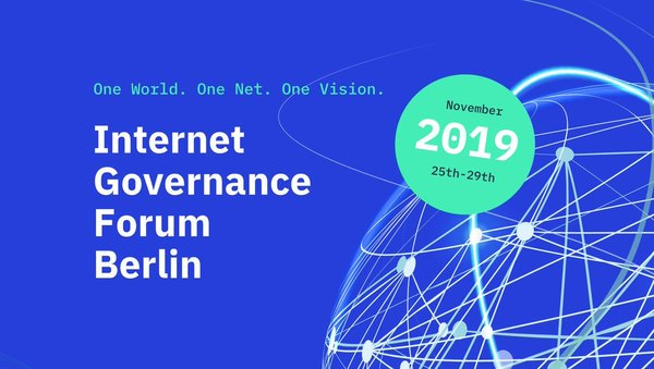 Travel Assistance to go to the 14 th yearly conference Web Governance Online forum (IGF) 2019 in Berlin, Germany.