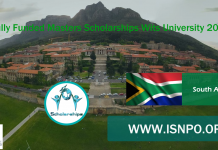 Totally Moneyed Masters Scholarships Wits University 2019