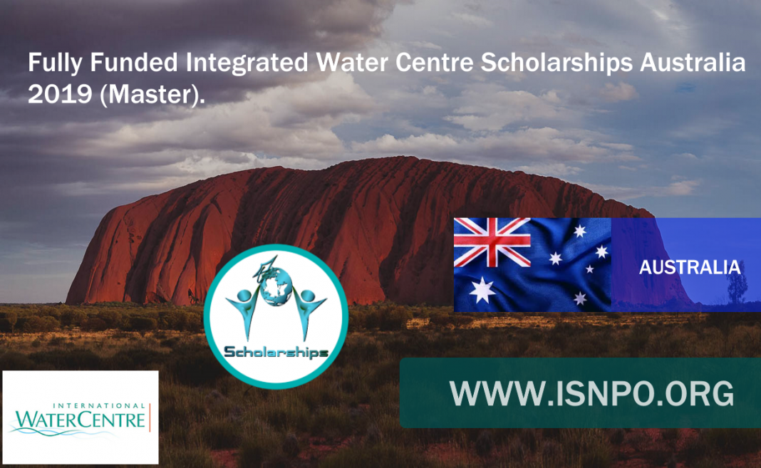 Totally Moneyed Integrated Water Centre Scholarships Australia 2019