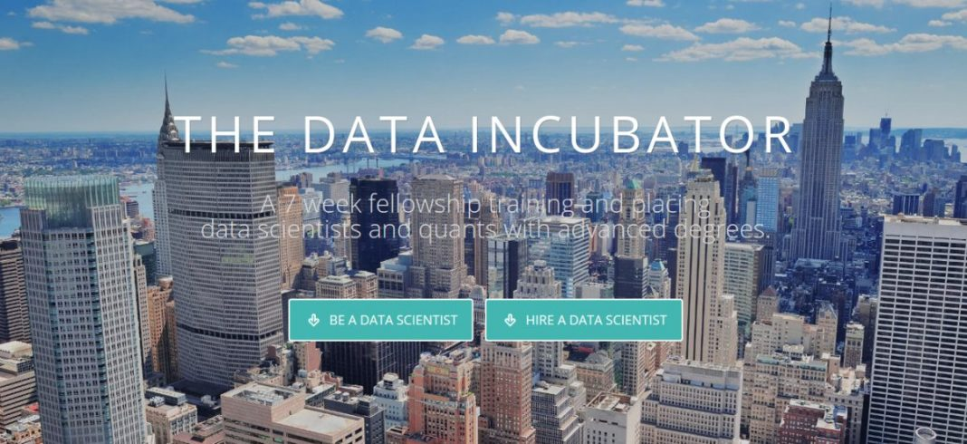 Data Science Fellowship 2019 for Masters and PhD Trainees and Graduates in the U.S.A.