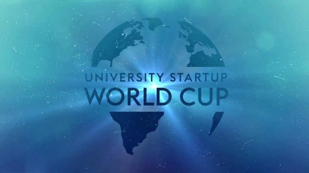 University Start-up World Cup 2019 (Win approximately $15,000)