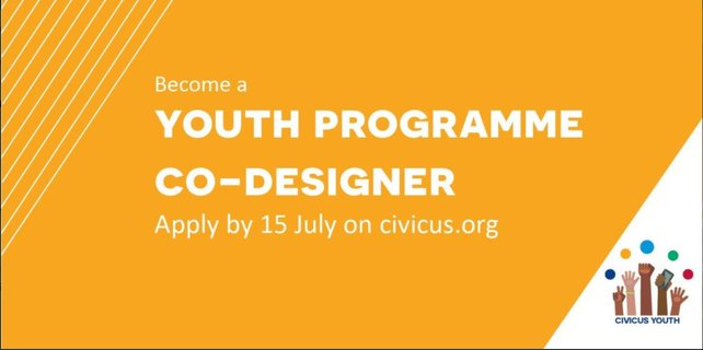 Name for Functions: CIVICUS Youth Co-Design Workforce (paid Alternative)