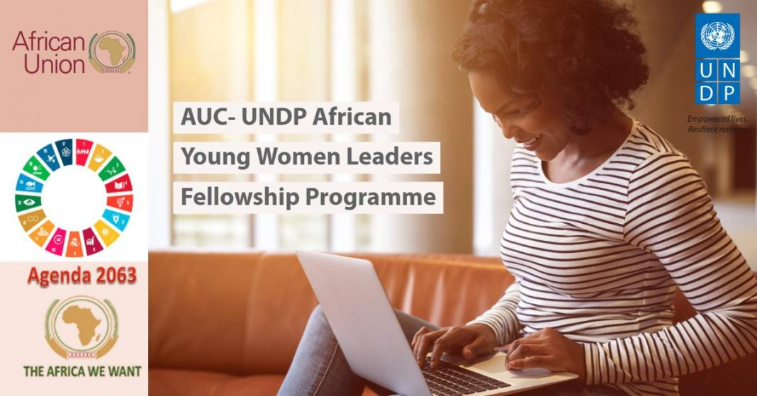 AUC-UNDP African Young Women Leaders Fellowship Program 2019 at UNDP Head Office in New York City or in a local or nation workplace (Completely Moneyed)