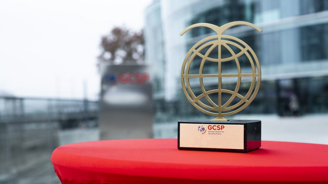 GCSP Reward for Development in Global Security 2019 (Win CHF 10'00 0 and a journey to Geneva)