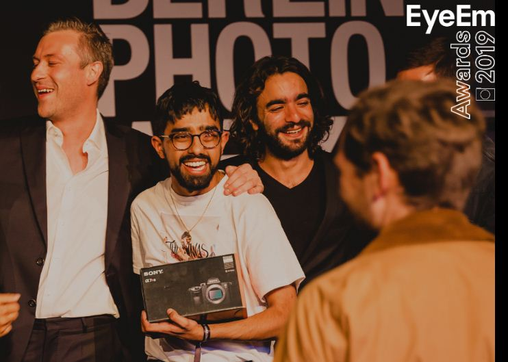 EyeEm Awards 2019 for Emerging Photography Talents (Win a journey to the Berlin Picture Week)