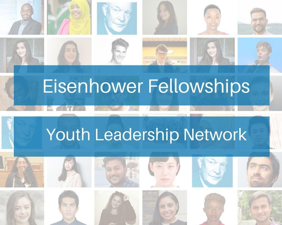 Eisenhower Fellowships Youth Management Network 2020