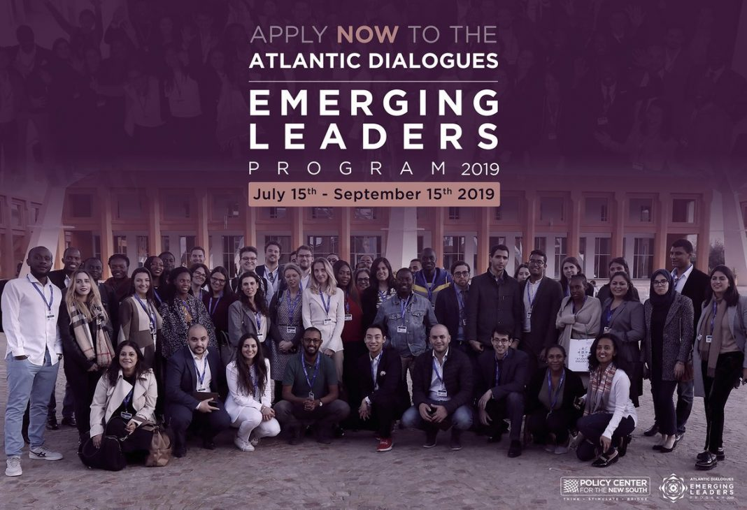 OCP Policy Center Atlantic Dialogues Emerging Leaders Program 2019 in Marrakesh, Morocco (Completely Moneyed)